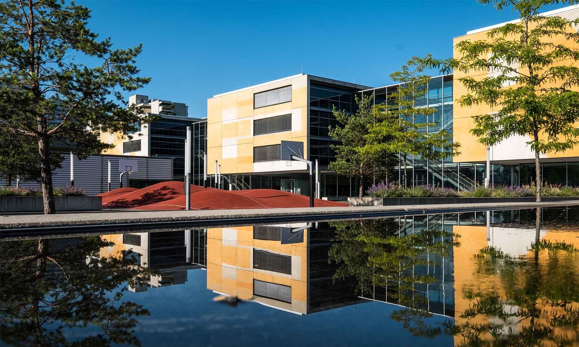 Städtische berufsschule für den Einzelhandel Nord